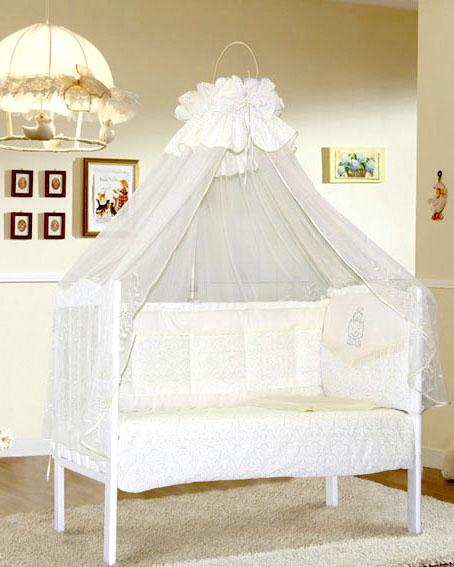 Удобное постельное белье для новорожденных